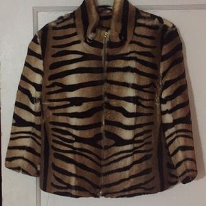 Jackets & Blazers - leopard jacket
